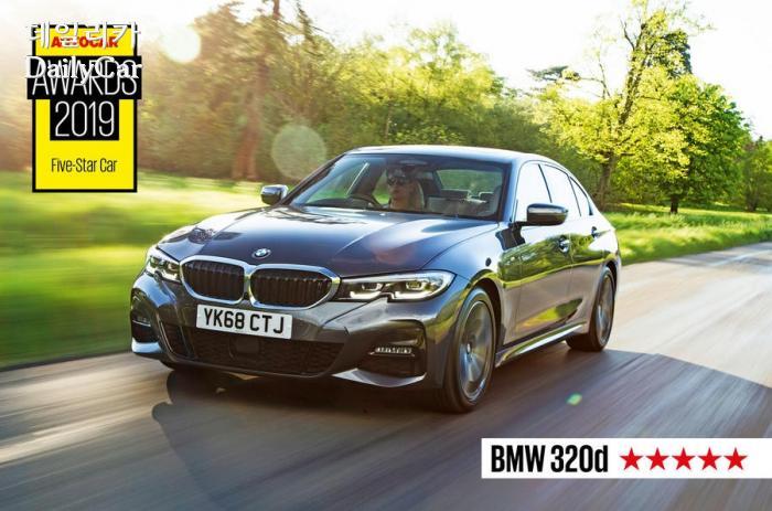 2019 오토카어워드 5스타 상, BMW 320d