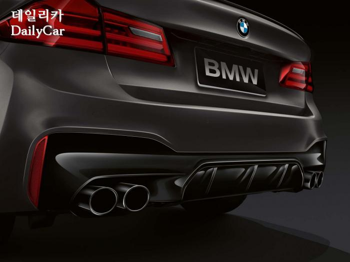 BMW M5 35주년 에디션