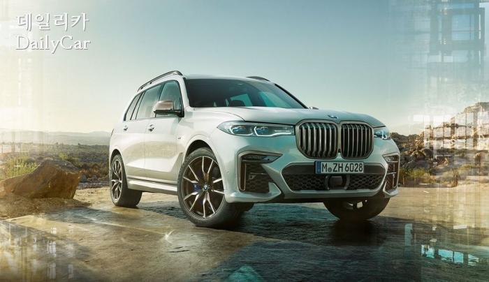 BMW, X5·X7 M50i (출처 BMW)