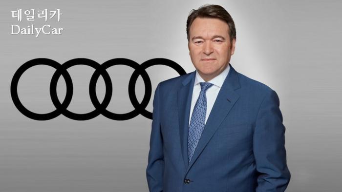 브램 숏트(Bram Schot) 아우디 CEO