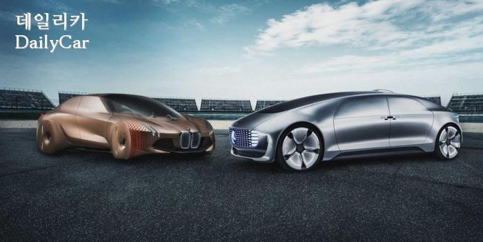 BMW, Benz Concept car