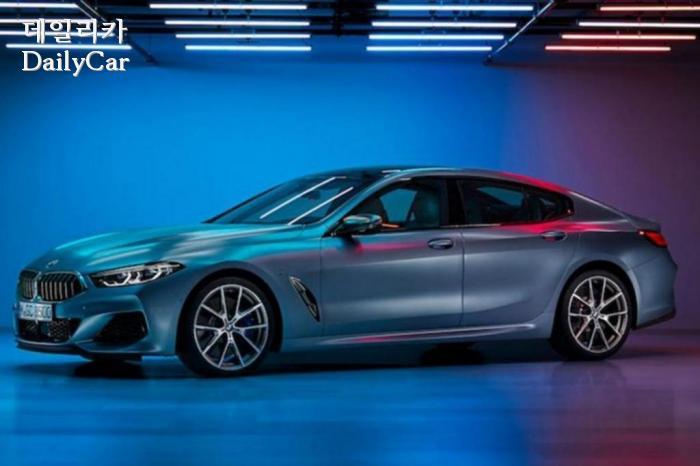 BMW, 8시리즈 그란 쿠페 (출처 BMW)