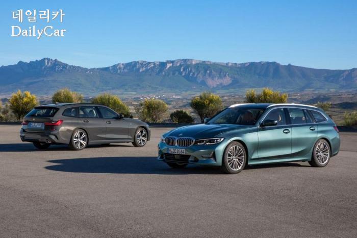 BMW, ′2019 3시리즈 투어링(Touring)′ (출처 BMW)
