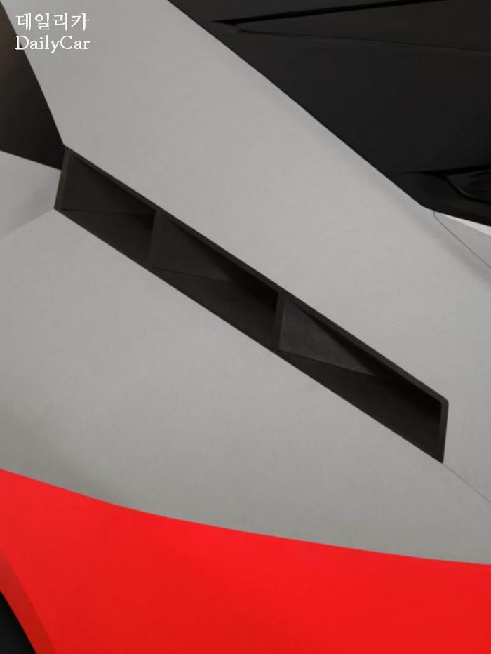 BMW, '비전 M넥스트'콘셉트 티저 이미지 (출처 BMW)