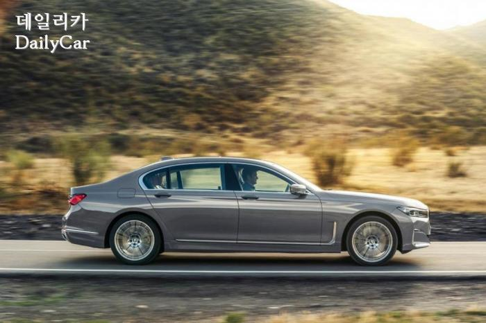 BMW, 2019년형 7시리즈 (출처 BMW)