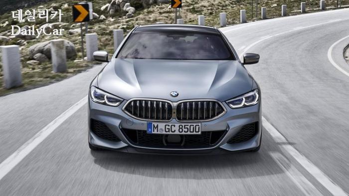 BMW, ′신형 8시리즈 그란 쿠페(Gran Coupe)′ (출처 BMW)