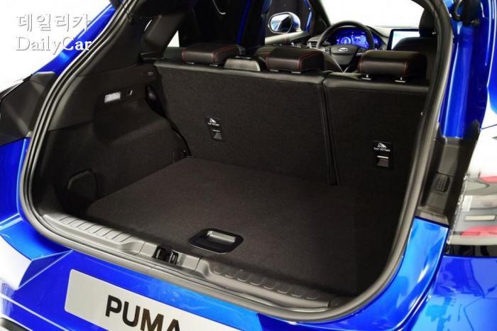 포드, 소형 크로스오버 SUV ′퓨마(Puma)′ (출처 포드)