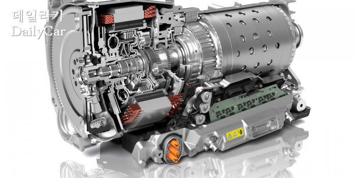 ZF 신형 8단 자동변속기