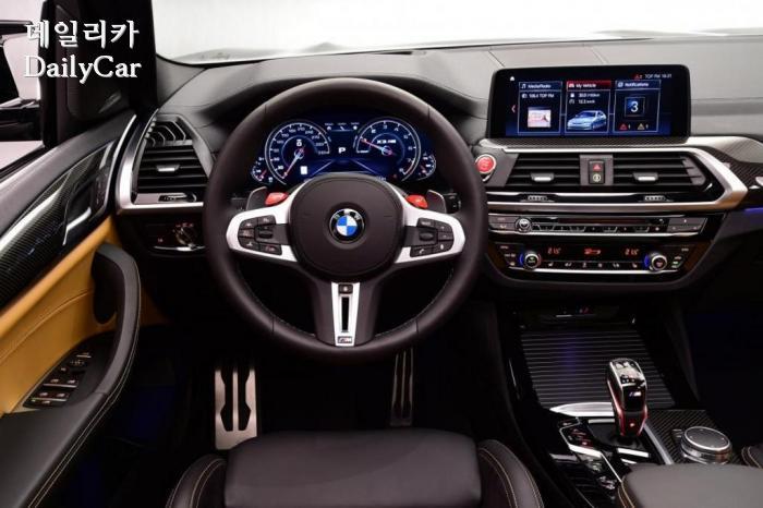 BMW, X3M (출처 BMW)