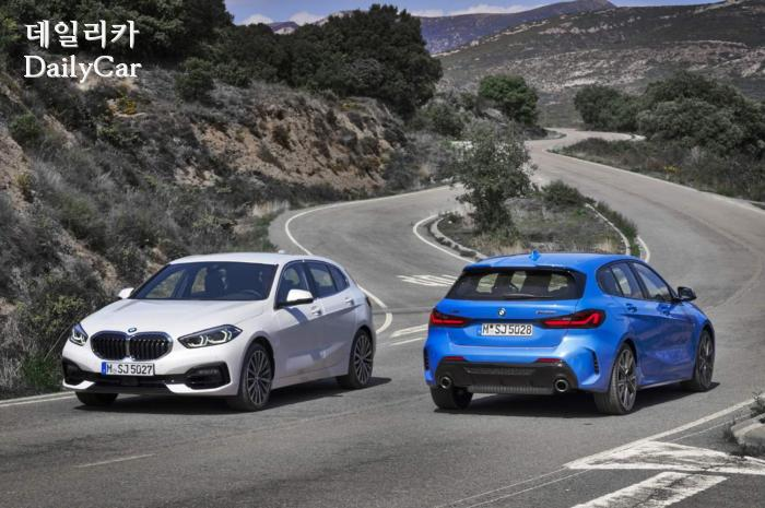 BMW, 제3세대 신형 1시리즈 (출처 BMW)
