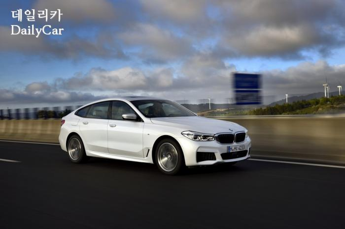 BMW, 6시리즈 GT