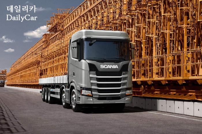 스카니아코리아, ′올 뉴 스카니아′ 트럭 로드쇼