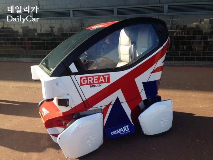 영국, 자율주행차 연구개발 강화