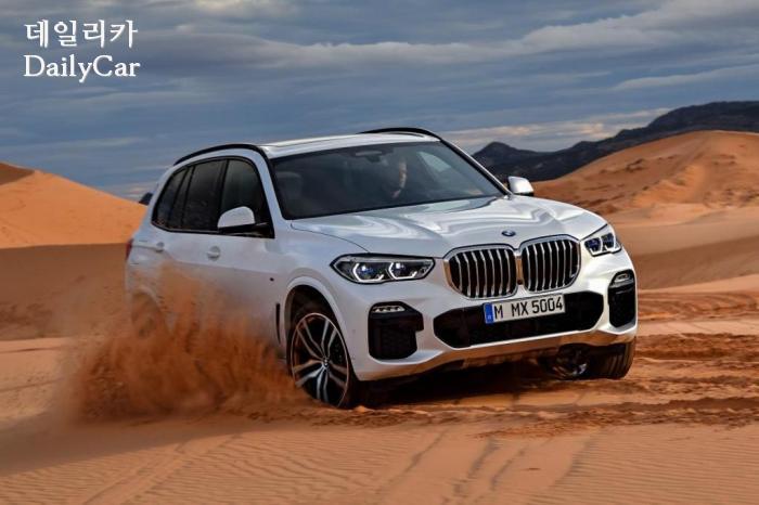 BMW, 2018 신형 X5
