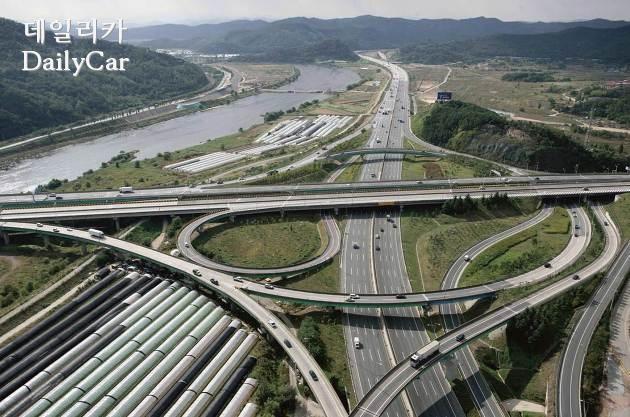 경부고속도로 (제공: 국가기록원)