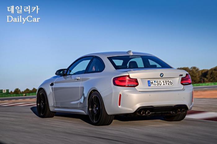 BMW, 뉴 M2 컴페티션