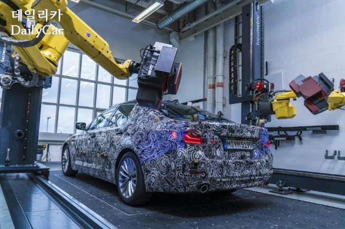 BMW, 광학 측정 셀 시스템