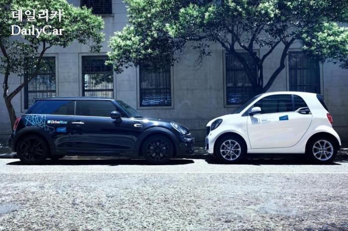 다임러·BMW, 미래형 모빌리티 공동 투자 계획 발표