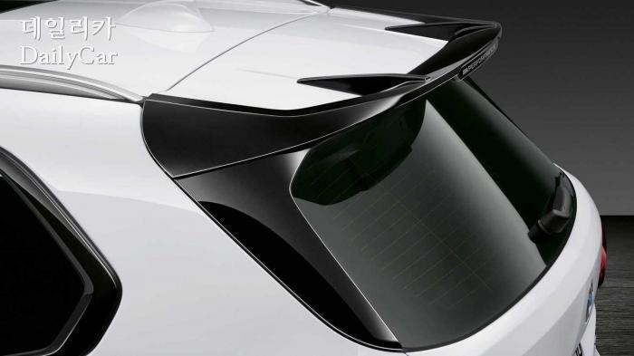BMW, X5 M 퍼포먼스 파츠 (출처 BMW)