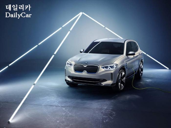 BMW, iX3 콘셉트