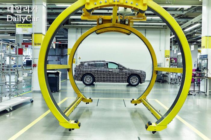 BMW, iX5