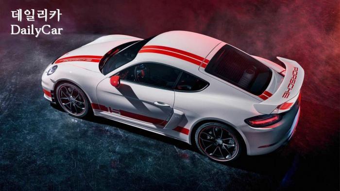 포르쉐, 718 카이맨 GT4 스포츠 컵 에디션