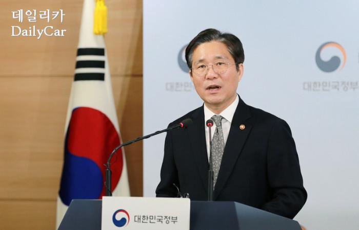 성윤모 산업통상자원부 장관