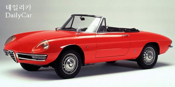 1966년형 알파로메오 스파이더