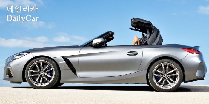 2019년형 BMW Z4 컨버터블