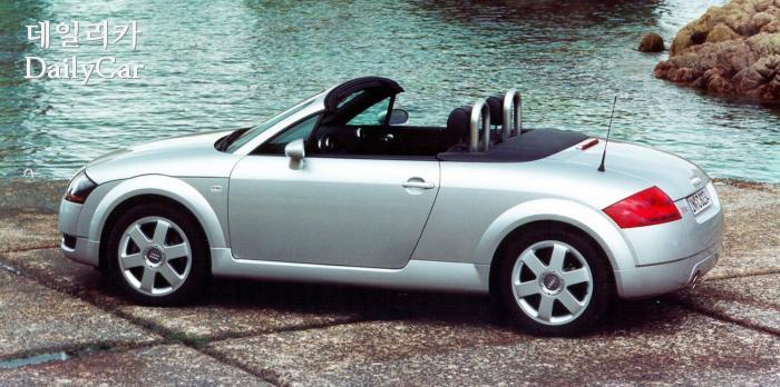 1998년형 아우디 TT 로드스터