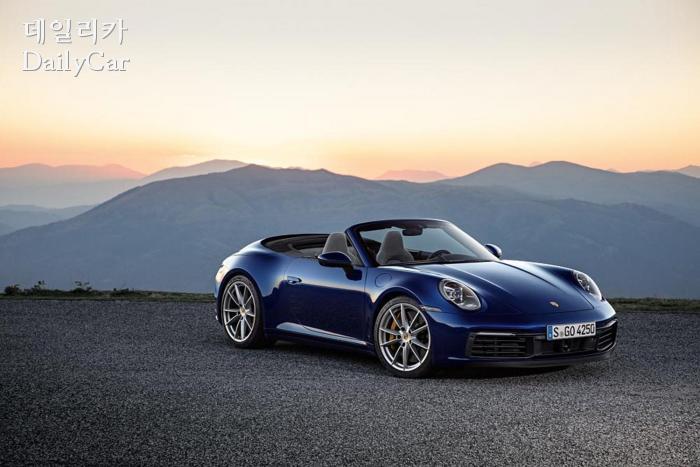 포르쉐, 911 카레라 4S 카브리올레 (2019 제네바국제모터쇼)