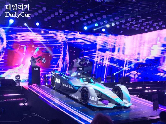 포뮬러 E 경주차