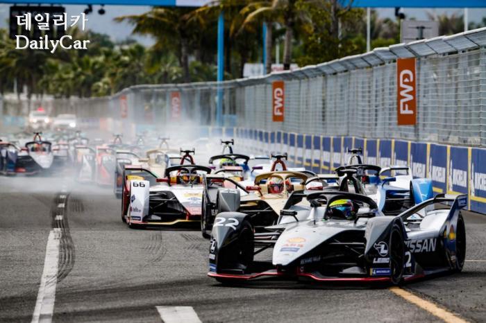 FIA 포뮬러 E (전기차 레이싱 대회)