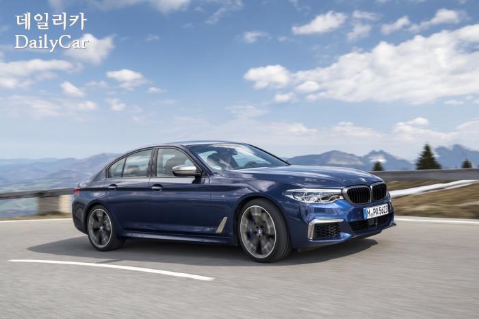 BMW, 뉴 M550d xDrive