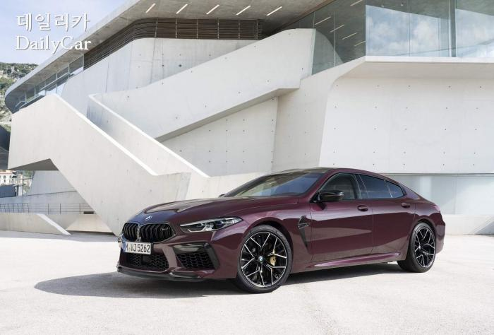 BMW 뉴 M8