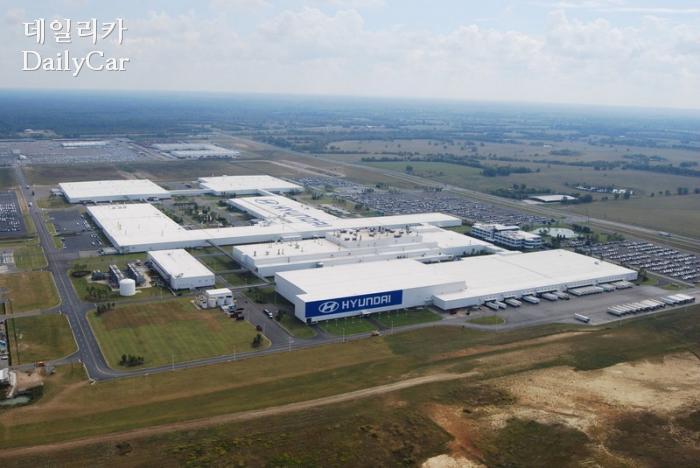 현대차 앨라배마 공장