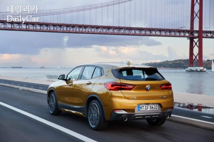 BMW, 뉴 X2 xDrive18d M Sport