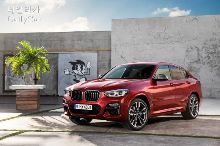 BMW, 2세대 뉴 X4