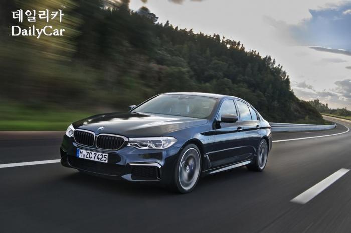 BMW 뉴 5시리즈 M550i xDrive