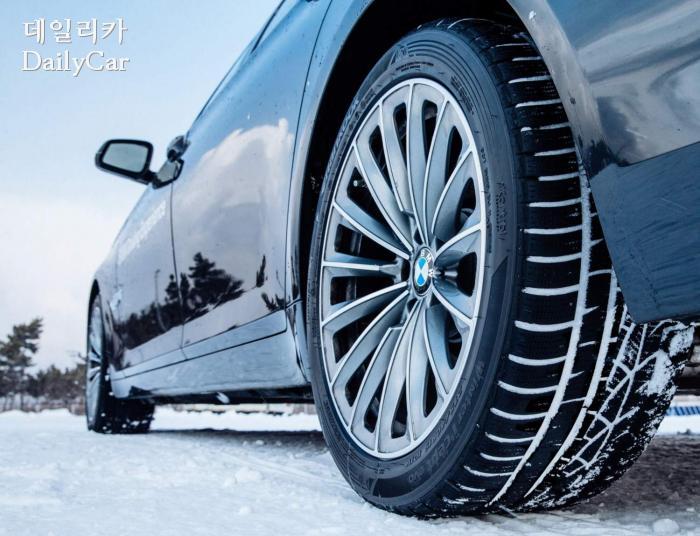 한국타이어, (겨울용 타이어)