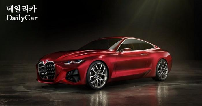 BMW, 콘셉트 4