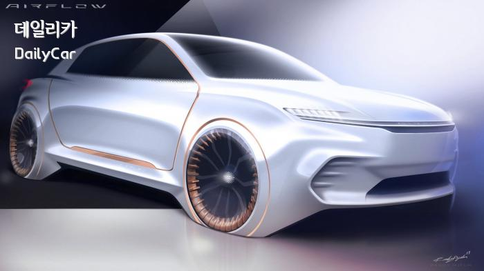 FCA, 에어플로우 비전 콘셉트(Airflow Vision Concept)