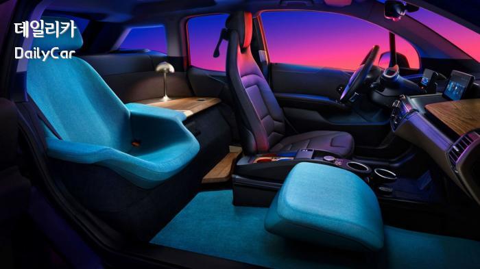 BMW, i3 Urban Suite