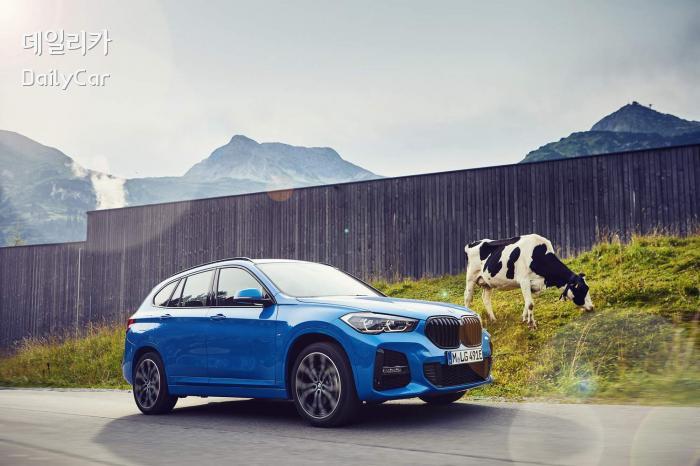 BMW X1 PHEV
