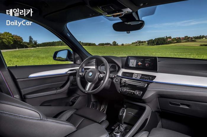 BMW, 뉴 X1