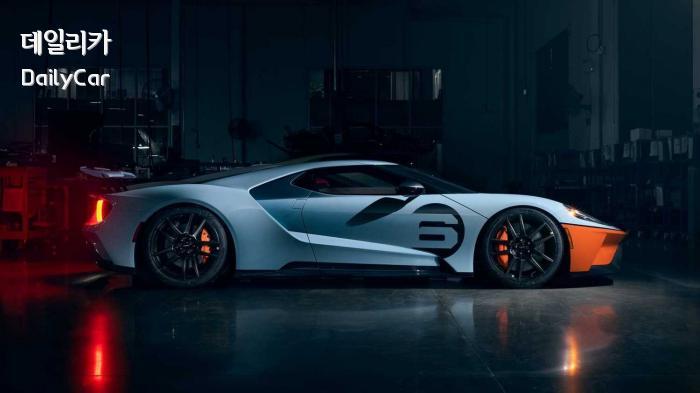 포드, 2020년형 GT 헤리티지 에디션