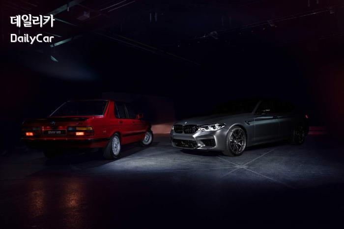 BMW M5 컴페티션 35주년 에디션