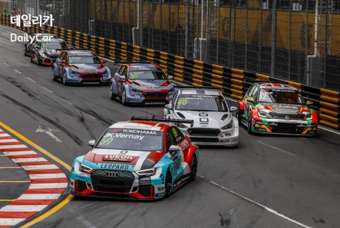인제스피디움, 세계자동차경주대회(WTCR) 개최
