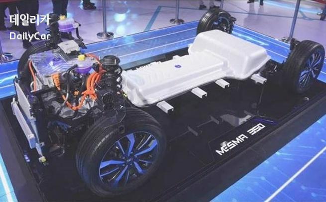 마힌드라 전기 SUV, eXUV300