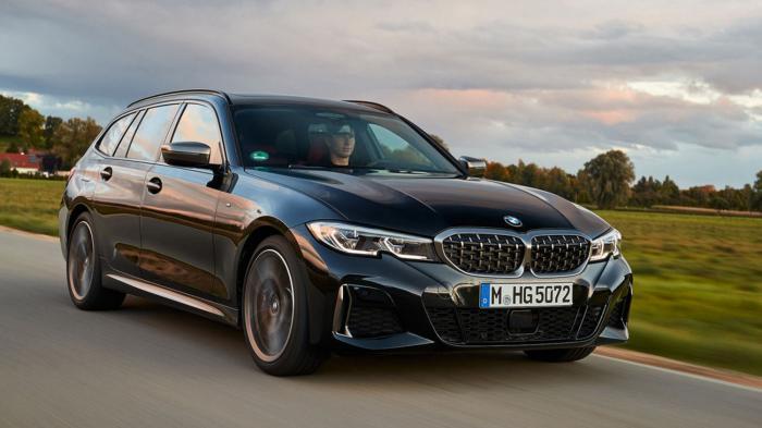 BMW, M340d xDrive
